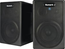 "Numark NPM5 Powered 5"" Studio Monitors"
