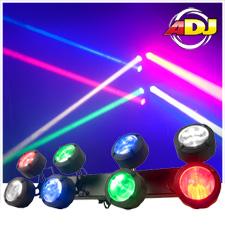 American DJ Octo Beam RGBW