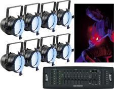 American DJ P64 LED - LED Stage Lighting
