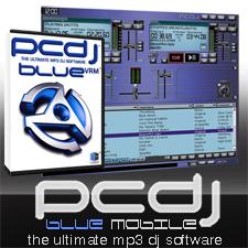 PCDJ Blue Software