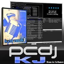 PCDJ Karaoke Software