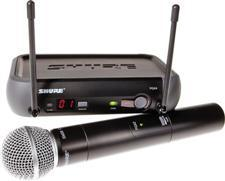 Shure PGX24_SM58 Hand-Held Wireless System