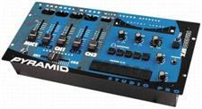 Professional DJ Mixer with Sound Effects - PM4800SFX