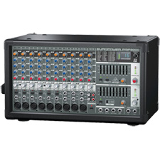 Behringer EUROPOWER PMP2000 10-channel 800 watt Powered Mixer