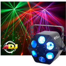 American DJ Quad Phase HP LED