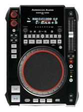 American Audio Radius 1000 CD/MP3/MIDI Controller