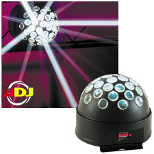American DJ Starball LED Mirror Ball Effect