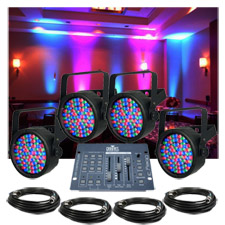 Up-Lighting System - Chauvet SlimPar 38 X4