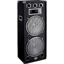 "V-3000 1500 WATT Dual 15"" 3-Way Speaker"