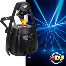 American DJ Vizi Roller Beam 2R DMX Barrel Scanner
