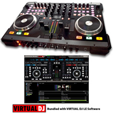American DJ VMS4.1 Digital MIDI Work station