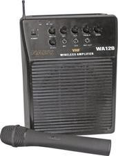 Nady WA-120 Portable PA System with Wireless Hand-Held Mic