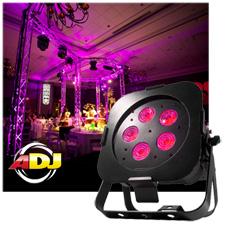 American DJ WiFLY Par QA5 LED Par