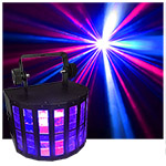 LED RGB DMX Derby Light