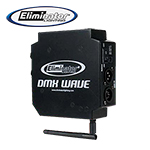 Eliminator Lighting DMX Wave Battery Powered DMX Transceiver