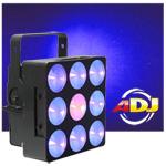 American DJ DOTZ Brick 3.3 3x3 COB Tri LED Wash