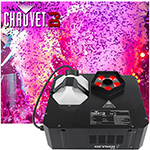 Chauvet DJ Geyser P5 Fog Machine and LED Light