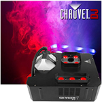 Chauvet DJ Geyser P7 Fog Machine and LED Light