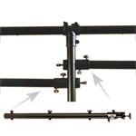 On-Stage Stands LSA7700P Lighting Arms