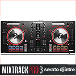 Numark MixTrack Pro 3 DJ Controller with Serato DJ Software