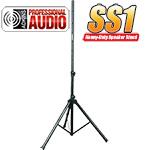 Heavy Duty Speaker Stand - Adkins Pro Audio