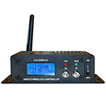 Wireless DMX 512 2.4GHz WiDMX Transmitter w/ LCD Display