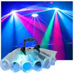 Eliminator Lighting Crystal Ray