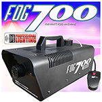 700 Watt Fog Machine