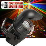 Micro Moonflower Burst LED DJ Lighting Effect - Twice as bright as the ADJ Micro Burst.