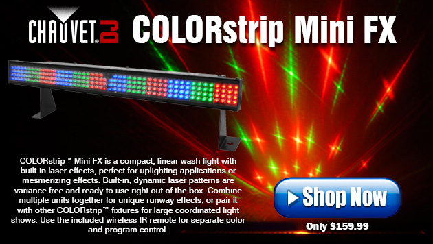 Colorstrip Mini FX