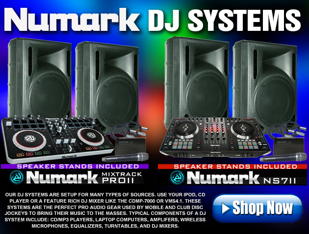 Numark DJ Systems