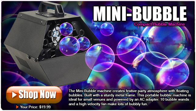 Mini Bubble