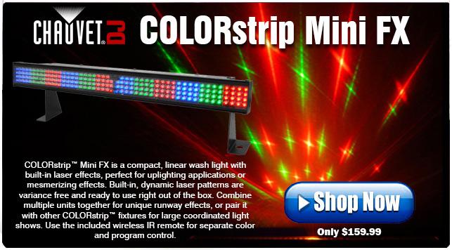 Colorstrip Mini FX
