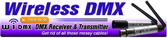 Wireless DMX