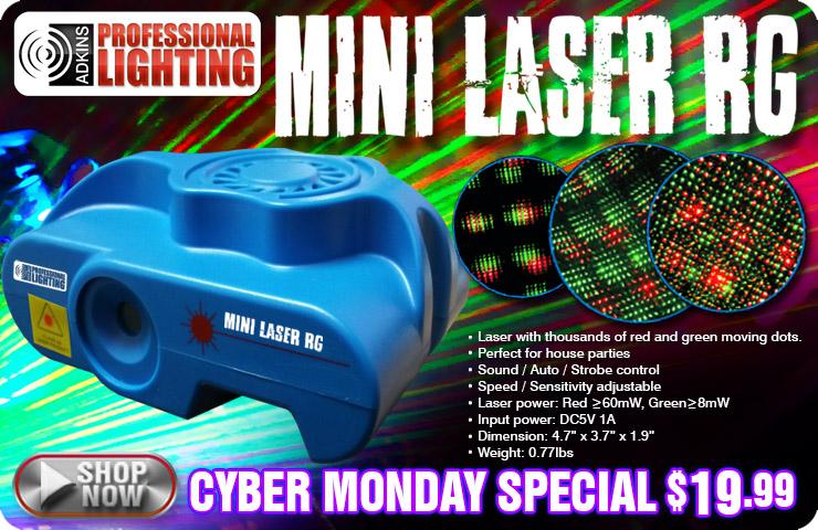 Mini Laser RG