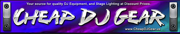 Cheap DJ Gear Header