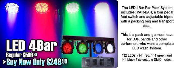 LED 4Bar