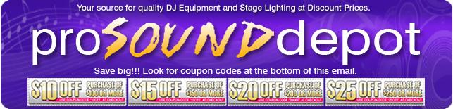 Cheap DJ Lighting