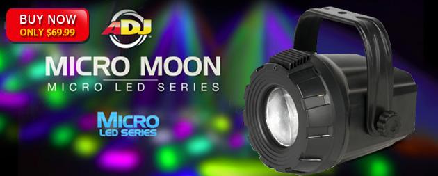 American DJ Micro Moon