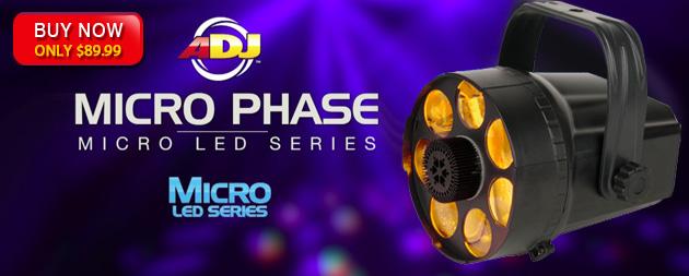American DJ Micro Phase