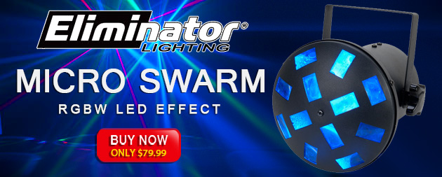 Eliminator Lighting Micro Swarm