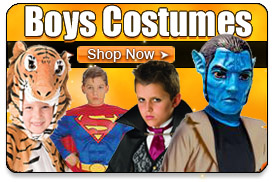 Boy Halloween Costumes