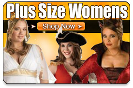 Plus Size Womens Halloween Costumes