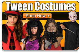 Tween Halloween Costumes