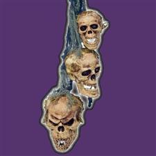 Rotten Skull Wind Chime