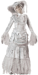Ghostly Lady - Halloween Costumes