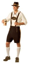 Bavarian Guy - Halloween Costumes