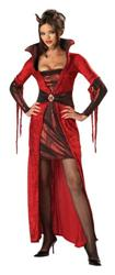 Seductive Devil - Halloween Costumes