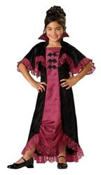 Midnight Vampiress - Halloween Costumes