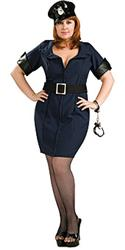 COP QUEEN SIZE - Halloween Costumes